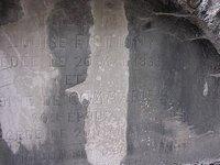Кладбище на Монмартре в Париже, могила Монферрана