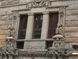 Здание страховой компании «Похьола»