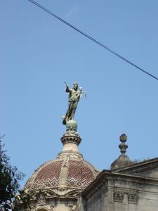 Церковь Мерсе в Барселоне