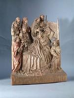 Успение Богоматери, мастерская Тильмана Рименшнайдера, 1480–1490 гг.
