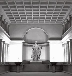 Реконструкция статуи Августа, Таррагона, Испания