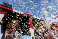 Ваггисы на карнавале, Базель, Швейцария