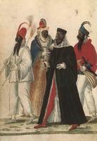 Карнавал в Базеле в XVI в.