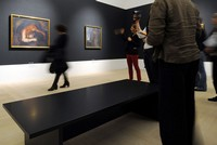 Выставка в Художественном музее, Бремен, Германия