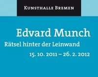 Выставка Мунка в Художественном музее, Бремен, Германия