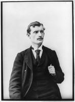 Эдвард Мунк, фотопортрет 1885 года