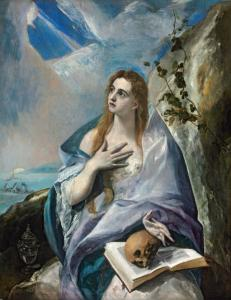 Эль Греко, Кающаяся Мария Магдалина