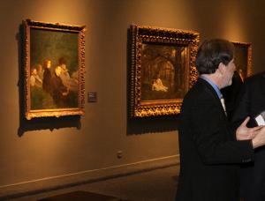 Выставка в Музее изобразительных искусств, Будапешт, Венгрия