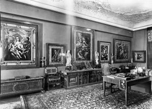 Кабинет барона Херцога в Будапеште