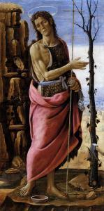 Якопо дель Селлайо, Иоанн Креститель