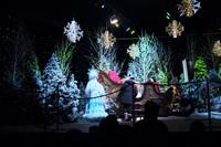 Рождество в парке Тиволи, Копенгаген, Дания