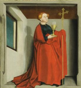 Конрад Виц, Церковь