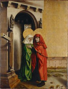 Конрад Виц, Встреча Иоакима и Анны у Золотых ворот