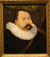 Портрет Иоганна Фридриха Великодушного, курфюрста Саксонского;  Лукас Кранах Младший (1547)
