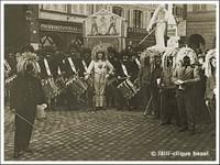 Карнавал 1912 года, Базель, Швейцария