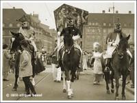 Карнавал  1961 года, Базель, Швейцария