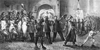 Утреннее шествие 1859 г. на карнавале, Базель, Швейцария