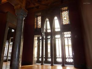 Дворец Гуэля, Барселона, Испания