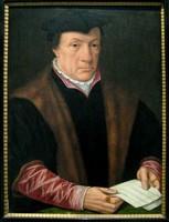 Мужской портрет, Бартель Брейн Старший, начало 1530-х гг.