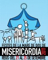 Праздник мадонны Мизерикордия, Реус, Испания