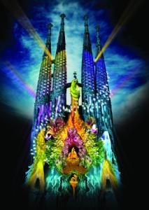 Праздник Мерсе, Барселона, Испания