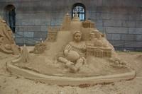 Международный фестиваль песчаных скульптур, Санкт-Петербург
