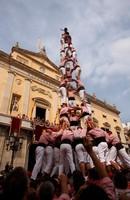Праздник св. Теклы, Таррагона, Испания