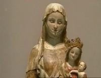 Святая Анна и Дева Мария с Младенцем, Нидерланды, Маас, XIII в.