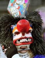 Ваггис на карнавале, Базель, Швейцария