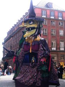 Карнавал в Страсбурге