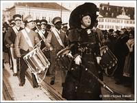 Карнавал 1910 года, Базель, Швейцария