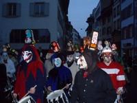 Печенье карнавальной ночи Fasnachtskuechlein