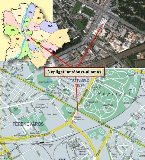 Схему метро Будапешта можно