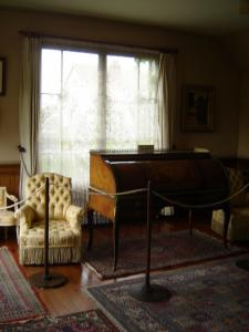 Комната Клода Моне