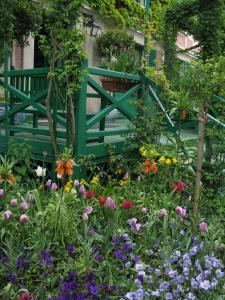 Дом Клода Моне в Живерни, Франция