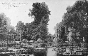 Водный сад Клода Моне в Живерни, Франция
