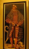 Лукас Кранах Старший, портрет герцога Генриха V Благочестивого, Дрезденская картинная галерея
