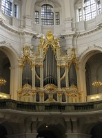 Придворная католическая церковь, Дрезден