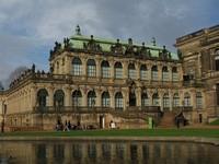 Комплекс Цвингера, французский павильон, Дрезден