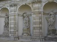 Комплекс Цвингера, фонтан «Купание нимф», Дрезден