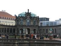 Комплекс Цвингера, Павильон колокольчиков, Дрезден