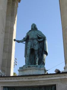 Площадь Героев в Будапеште