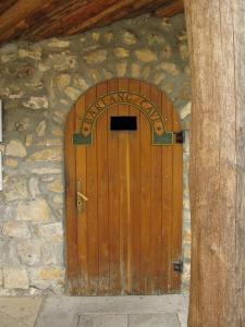Пещера в Будапеште, вход