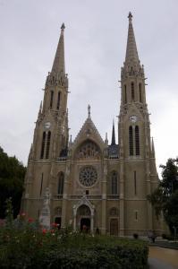 Церковь Святой Елизаветы в Будапеште