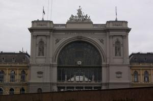 Восточный вокзал в Будапеште