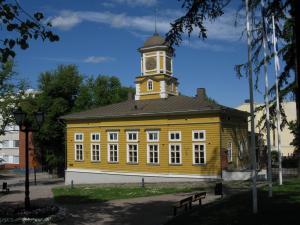 Старая ратуша Лаппеенранты, Финляндия