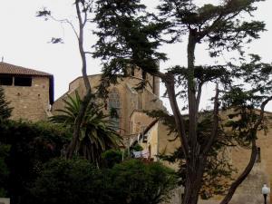 Монастырь Педральбес, Барселона, Испания