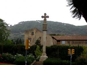 Крест Педральбес, Барселона, Испания