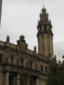 Главпочтамт, Барселона, Испания