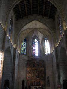 Часовня Св. Агаты, Барселона, Испания